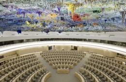 FIGUERAS Sala XX de la ONU, Ginebra